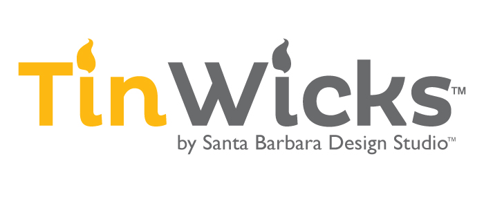 TINWICKS TRAVEL CANDLES IDENTITY AND PRODUCT DESIGN