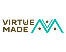 VIRTUE MADE IDENTITY AND GRAPHIC DESIGN