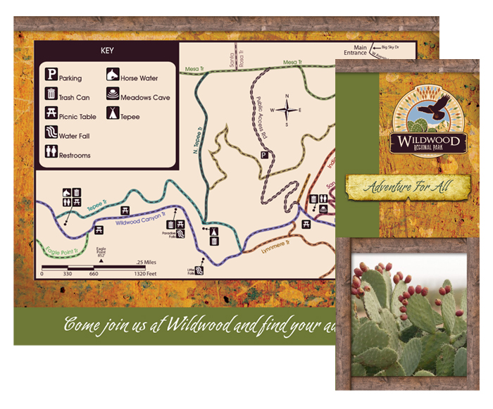 WILDWOOD REGIONAL PARK IDENTITY AND COLLATERAL