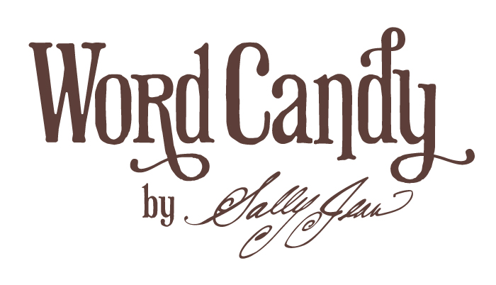 WORD CANDY JEWELRY IDENTITY AND PRODUCT DESIGN