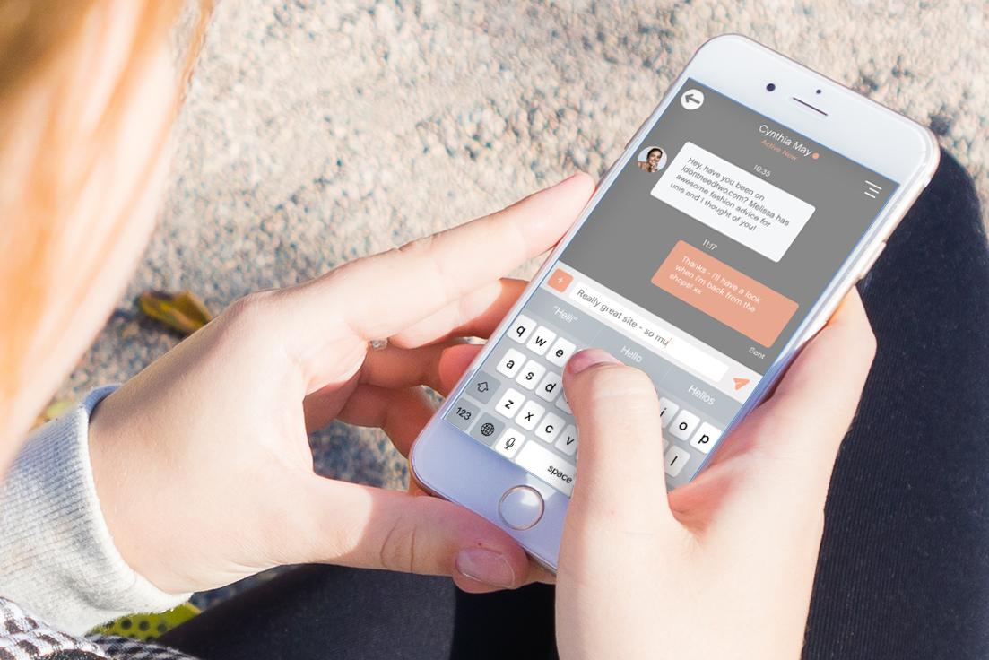 UI Design for Breast Cancer App