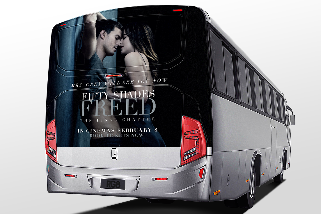 Fifty Shades of Freed Busback